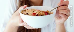 Frühstücken statt Naschen