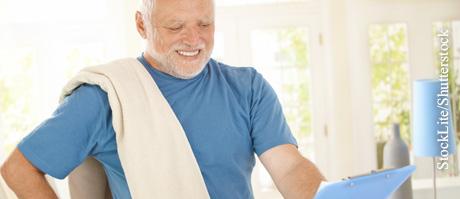 Lungentraining bei COPD