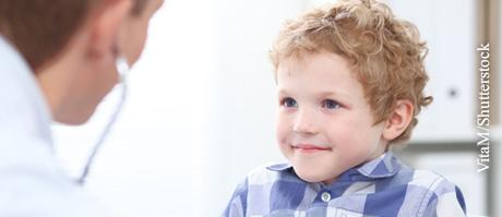 Neue Vorsorge beim Kinderarzt