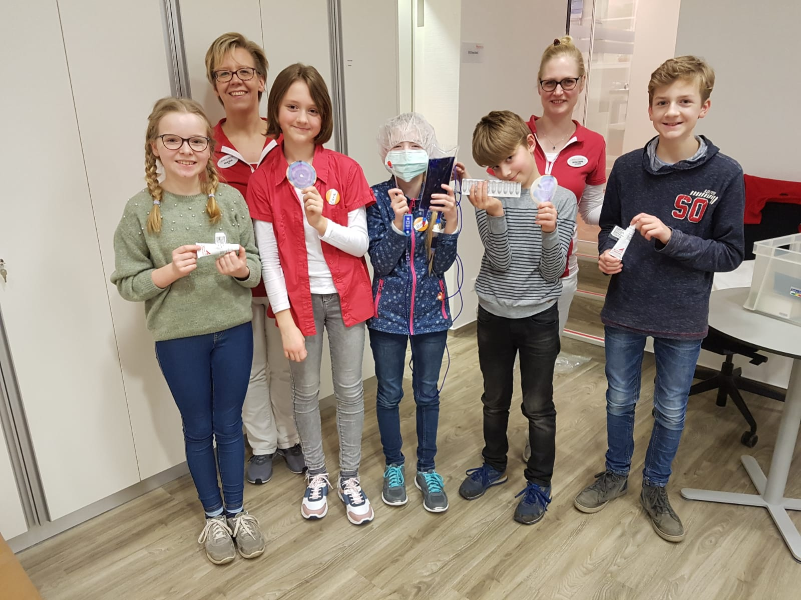 Foto vom Girls' and Boys' Day 2019